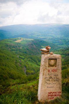 """El Camino de Santiago de Compostela (Pedro Darso Fotografía) - featured in """"The Way"""" directed by Emilio Estevez"""