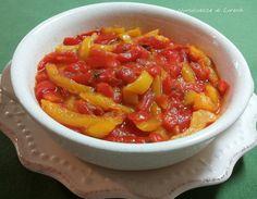 Peperonata ricetta