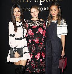 Victoria Justice, Jennifer Morrison & Jamie Chung