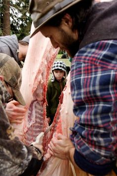 Seattle News and Events | Killing a Pig at Farmstead Meatsmith