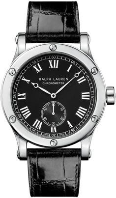 0fb717c08a1b Ralph Lauren Sporting Classic Chronometer Source  Ralph Lauren Watches and  Jewelry