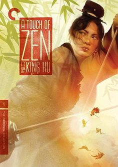 Hsu Feng & Shih Chun & King Hu-A Touch of Zen The Criterion Collection