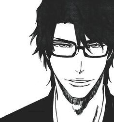 Aizen-fukutaichou seems quite happy to give Shinji a piece of his mind, while never raising his voice or losing his courteous tone.