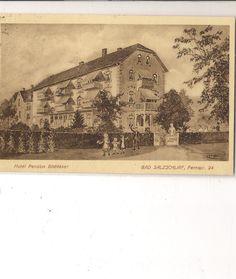 Haus Böddeker 1926 Riedstr.
