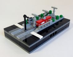 Littlebrick: Streetcar Tracks #microscale #moc