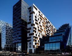 Highrises, OperaKvarteret, Oslo