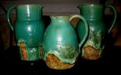 W.C. Brouwer updraft pottery Flora, Pottery, Glass, Home Decor, Ceramica, Decoration Home, Drinkware, Room Decor, Pottery Marks