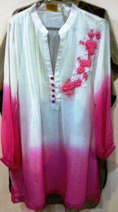 Indian Ethnic Beautiful Traditional Bollywood Designer replica new Stylish kurti