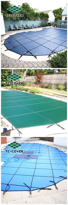 Landy professional chinese manufacturer of Pool Safety Cover comes in solid and mesh pool cover since Mesh Pool Covers, Pool Safety Covers, Custom Pools, Outdoor Decor, Kitchen, Design, Cooking, Kitchens, Design Comics