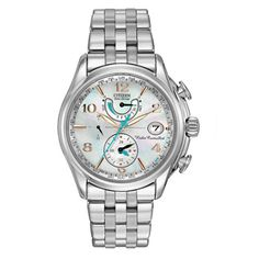 d5892ff512c Sporty s Wright Brothers Collection CatalogWatches · Citizen Eco-Drive  Ladies World Time A-T Chronograph  595.00 Bracelet Watch
