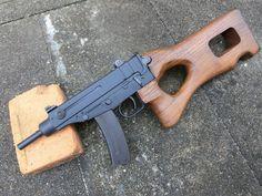 aohate custom! vz61 woodstock