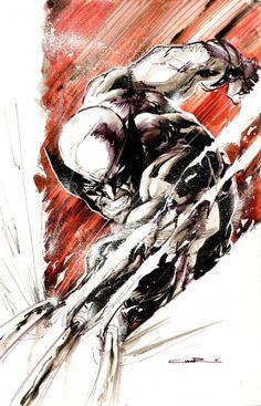 """Meu """"herói"""" sempre exterioriza o que gostaria de resolver com toda força e poderes do meu corpo."""