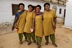 The women come to India's Barefoot College from villages in Fiji, Peru, Rwanda, and beyond. They arrive largely unschooled and leave six months later as solar engineers, ready to electrify their worlds. [Photo by Lana Slezic]