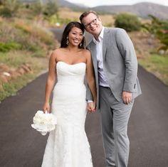 Fun-Filled Hawaii Farm Wedding Wedding Real Weddings Photos on WeddingWire