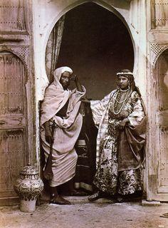 Vintage Berber