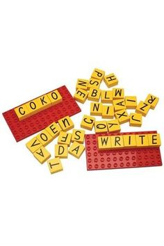 5 Popular Coko Bricks Products - These sets are fun, interactive educational tools for little hands Letter Blends, Teaching Fractions, Board Shop, Cube Unit, Brick Design, Teaching Aids, Family Set, Learning Through Play, Numeracy
