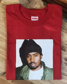 Men's authentic Supreme Casual Tee Shirt Personality T-shirt Supreme T Shirt, Personality, Tee Shirts, Fashion Outfits, Casual, Clothes, Outfits, Supreme Shirt, Chemises