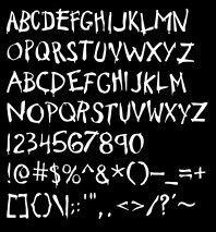 Click to download this font