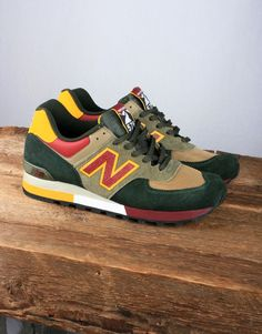 Buckets & Spades - Men's Fashion, Design and Lifestyle Blog: New Balance Made In The UK - Three Peaks Pack