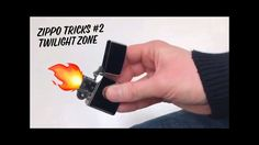 Zippo Tricks #2 Twilight Zone #ZippoTricks #Tricks #Magic #YouTube