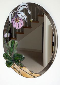 Lady Slipper Mirror