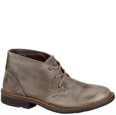 Mens | Naot pilot vintage gray leather