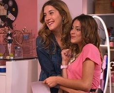 Violetta Disney, Clara Alonso, Maria Clara, It Cast, Season 1, Aurora, Tv, Closet, Books