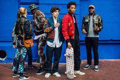 Fashion Week homme Street looks Paris automne hiver 2016 2017 81