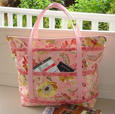 Quintessential Quilting Projects: 7 Quilted Tote Bag Patterns You'll Love!