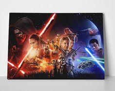 Darth Vader Limited Edition 24 x 36 cartel  Darth Vader lona