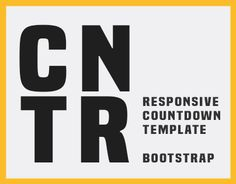 "Check out new work on my @Behance portfolio: ""CNTR - responsive countdown template by Despito"" http://be.net/gallery/37032495/CNTR-responsive-countdown-template-by-Despito"