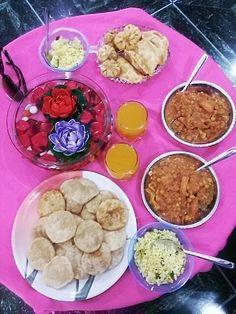 indian food on Ganesh Holidays