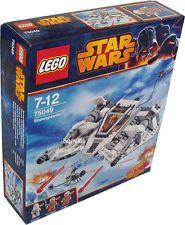 Lego® Star Wars 75049 - Snowspeeder 279 Teile 7-12 Jahren Neu Lego For Sale, S Star, Lego Star Wars