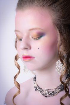 Editorial Marie Antoinette by Ale Alcocer Makeup @alealcocermakeup Photo: Rodrigo Lecumberri Idip
