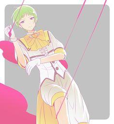 Io / Battle Lover Sulfur - Binan Koukou Chikyuu Bouei-bu LOVE! by セイア on pixiv