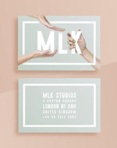 MLK Studio Identity
