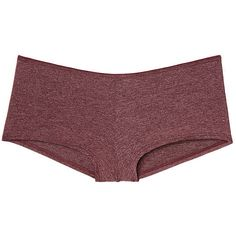 Everyday Perfect Victoria s Secret Boyshort Panty ( 12) ❤ liked on Polyvore  featuring intimates 4ba19614d