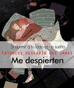 dormir a tu lado