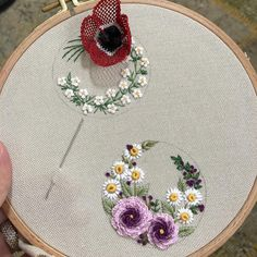 Nasıl siZce Hand Embroidery Work Designs, Baby Embroidery, Embroidery Jewelry, Ribbon Embroidery, Cross Stitch Embroidery, Embroidery Patterns, Brazilian Embroidery, Crochet Flower Patterns, Sewing Stitches