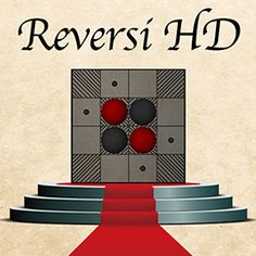 Greyhead Studio presents the timeless classical strategy board game, Reversi New Puzzle Games, Puzzles For Kids, Board Games, Videogames, Presents, Studio, Casual, Brain Teasers For Kids, Gifts