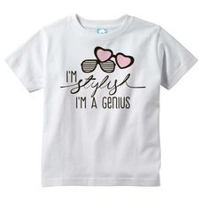 Genius Tee - Audrey - Specials! - Cotton Babies Cloth Diaper Store #CottonBabies