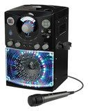 Singing Machine - Cd+g/MP3 Player Karaoke System - Black, SML-385