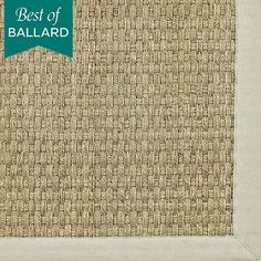 Seagrass Rug Rustic Dining RoomsSeagrass