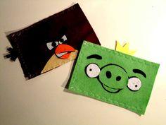 ¡¡Fundas para el móvil de Angry Birds!!