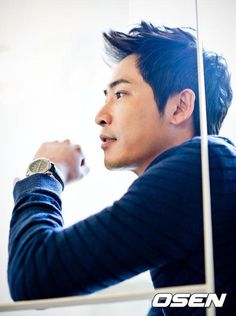 Kang Ji-hwan's post-Money interview and photo shoots » Dramabeans » Deconstructing korean dramas and kpop culture