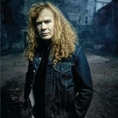 Happy 55th Birthday Dave Mustaine of Megadeth, Metallica and MD.45