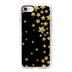 Starry Magic Night - iPhone 7 Case, iPhone 7 Plus Case, iPhone 7... ($40) ❤ liked on Polyvore featuring accessories, tech accessories, iphone case, slim iphone case, apple iphone cases, iphone cases and iphone cover case