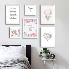 Kit Today I Choose Joy - Encadreé Posters