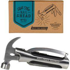 Gentlemen's Hardware Multi Purpose Hammer Tool: Image 3