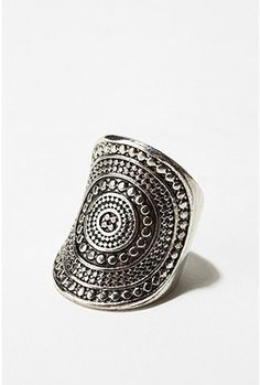 Urban Outfitters Medallion Ring